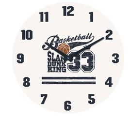 Zegar ścienny Athletic- wzór III